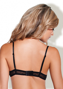 Бра FANCY & FLIRTY BLACK XL 30582-02-04