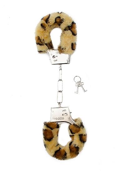 Наручники Furry Handcuffs Cheeta SH-SHT255CTH