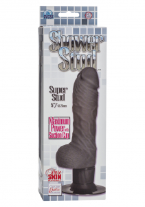 Вибратор SHOWER STUD SUPER STUD BLACK 0840-25-BXSE