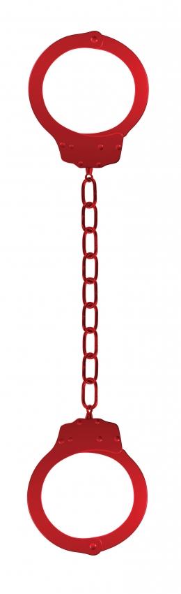Наручники Metal Red SH-SHT364RED