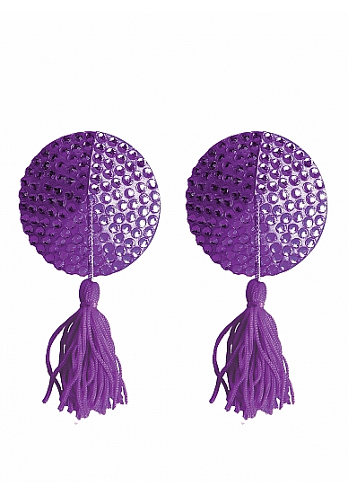 Пестисы Tassels Round Purple SH-OU030PUR