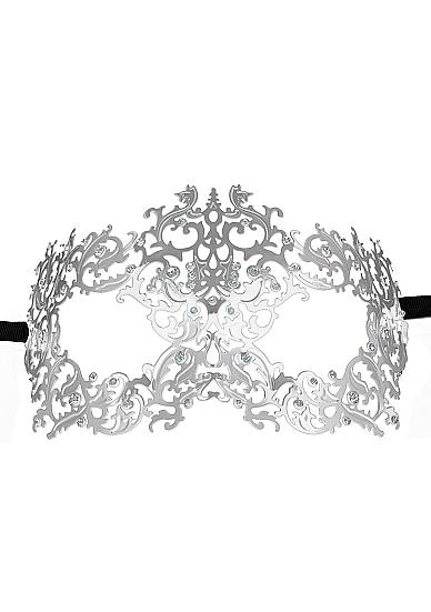 Маска Forrest Queen Masquerade Silver SH-OU130SIL