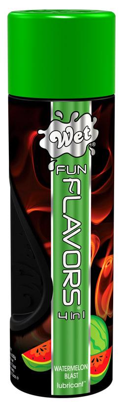 Лубрикант Wet Fun Flavors Watermelon Blast 302ml 20469wet