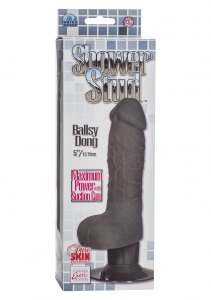 Вибратор SHOWER STUD BALLSY DONG BLACK 0840-10BXSE