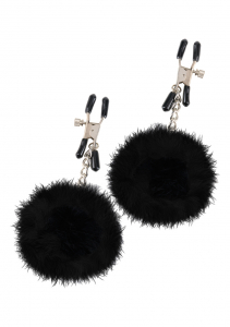 Украшение FFLE POM POM NIPPLE CLAMPS 445623PD