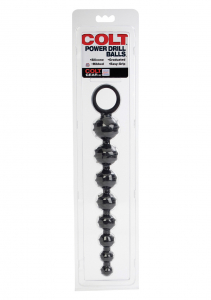 Цепочка COLT POWER DRILL BALLS BLACK 6900-03CDSE