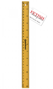 Стек-линейка FF BAD TEACHER RULER 370900PD
