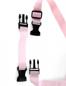 Страпон FF TRU FIT VIBR STRAP ON PINK 392811PD