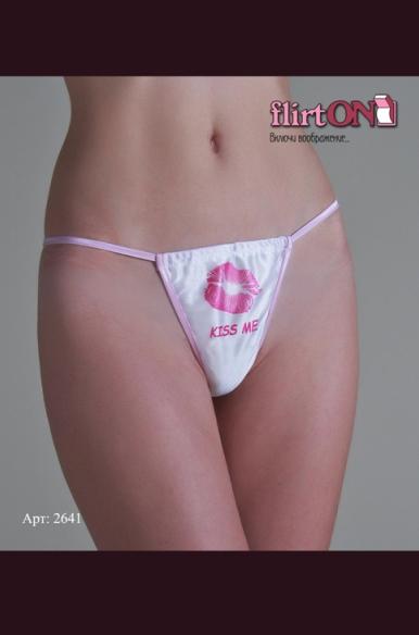 Стринги Kiss Me женские размер 42-44 2641-42-44