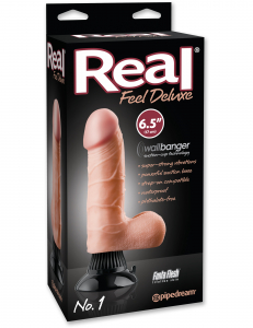Вибратор REAL FEEL DELUXE 1 FLESH 151121PD