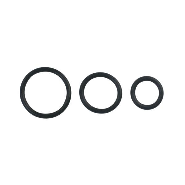 Набор из 3х колец на пенис BI-026013
