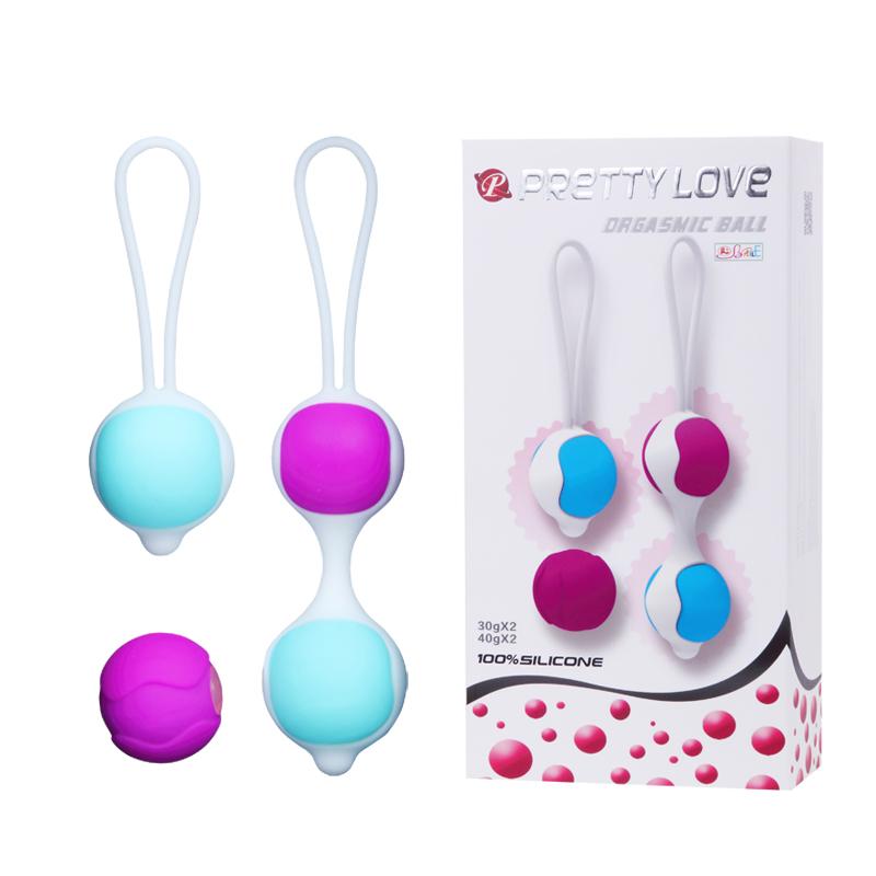 Вагинальные шарики BI-014265