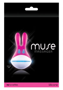Вибратор MUSE MASSAGER PINK NSN-0212-14