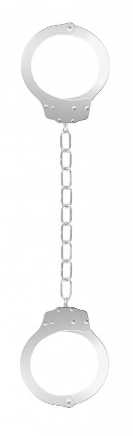 Наручники Metal White SH-SHT364WHT