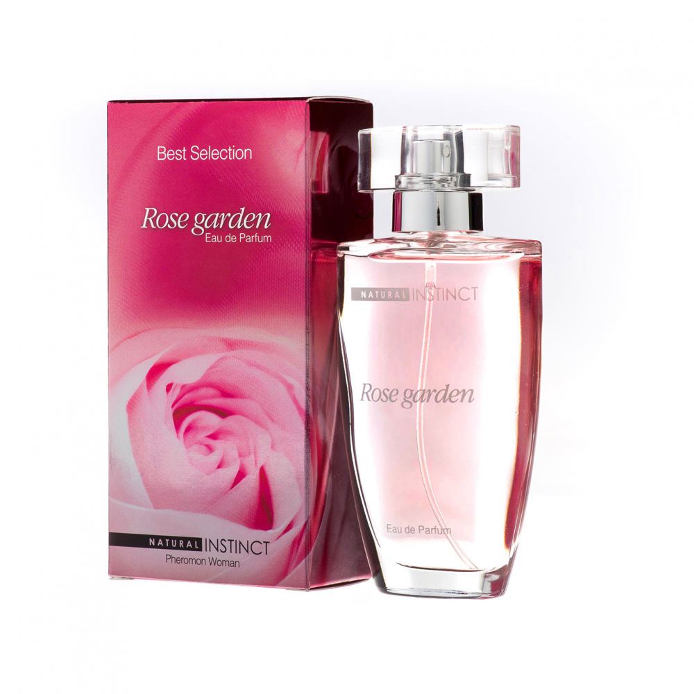 "Духи ""Natural Instinct"" женские Best Selection Rose Garden 50 ml"