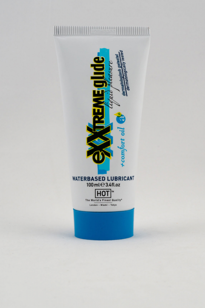 Смазка на водной основе Exxtreme Glide 100мл 44032