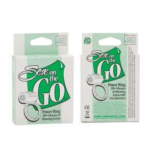 Виброкольцо Sex on the GO Power Ring 2195-60BXSE
