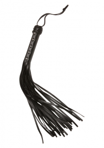Плеть X-PLAY DISCIPLINARIAN WHIP BLACK 2041XP
