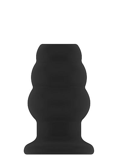 Анальная пробка 3 Inch SONO №49 черная SH-SON049BLK