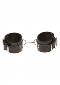 Поножи X-PLAY PASSION FUR ANKLE CUFFS BLACK 2067XP