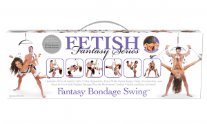 Секс-качели FF FANTASY BONDAGE SWING - WHITE 212519PD