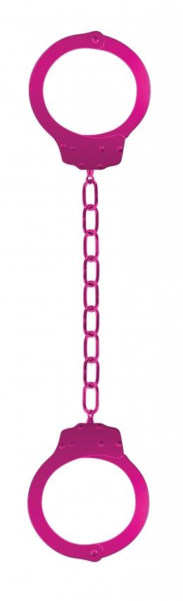 Наручники Metal Pink SH-SHT364PNK