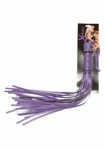 Плеть X-PLAY DISCIPLINARIAN WHIP PURPLE 2043XP