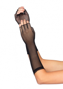 Перчатки Fingerless Gloves OS LA2107black