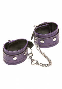 Наручи X-PLAY LOVE CHAIN WRIST CUFFS PURPLE 2070XP