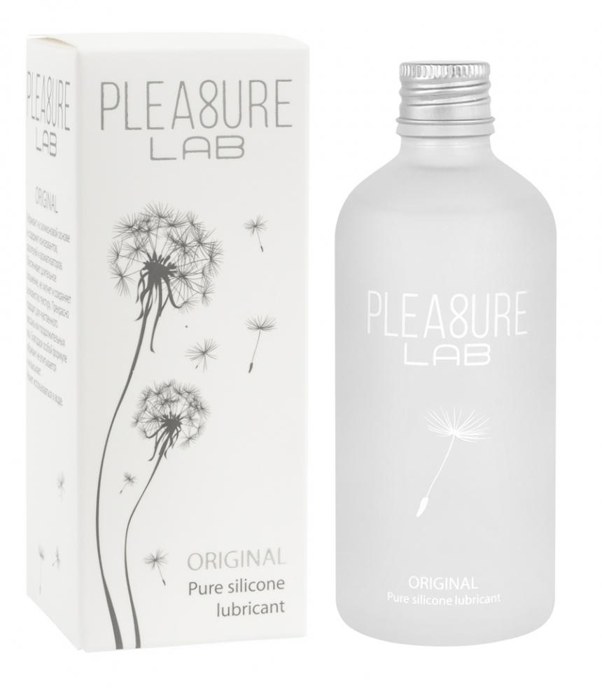Гипоаллергенный силиконовый лубрикант Pleasure Lab Original 100ml 1002Lab