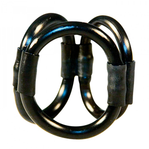 Кольцо ROCK HARD TRIPLE POWER RING 9401TJ