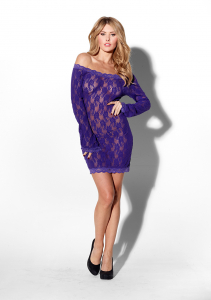 Пеньюар DIVINE DIVA PURPLE L XL 06931-20-52