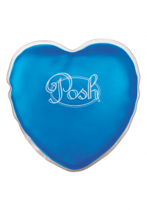 Теплый массажер Posh Warm Heart Massagers blue 2094-20BXSE