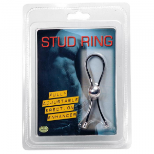 Утяжка Stud Ring Black A73-380SC