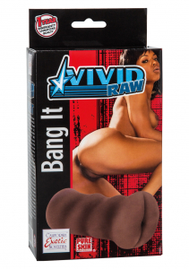 Мастурбатор VIVID RAW BANG IT BLACK 7500-30BXSE