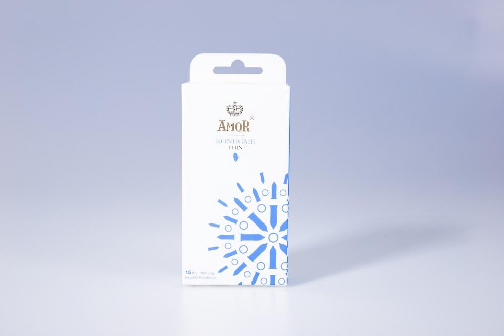 Презервативы Amor Thin №15 3965AM