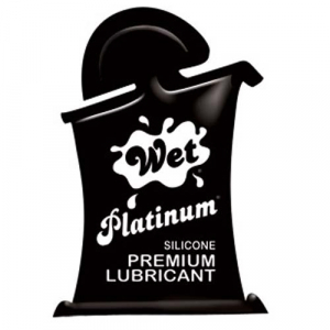 Лубрикант Wet Platinum подушечка10mL 20749wet