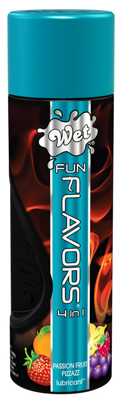 Лубрикант Wet Fun Flavors Passion Fruit Pizzazz 302 mL 20461wet