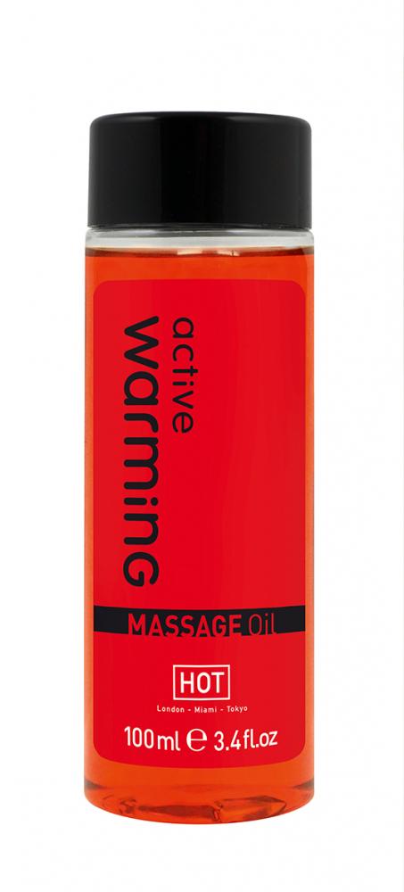 Массажное масло для тела Варминг 100 ml 44087