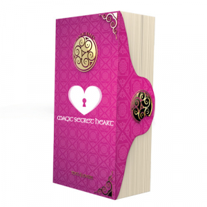 Вибратор MAGIC TALES SECRET HEART T4L-903456