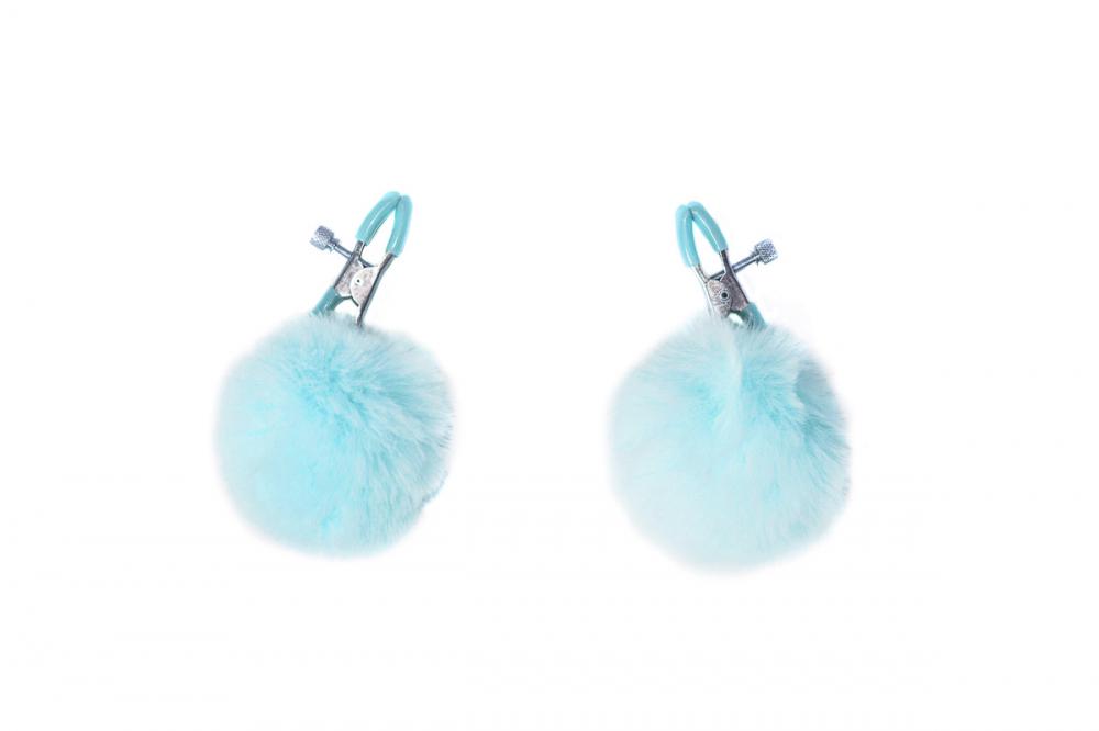 Зажимы на Cоски Party Hard Angelic Blue 1140-04lola