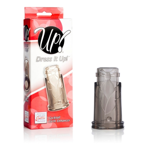 Насадка на пенис Up! Dress It Up! Cocktail Girth Enhancers Smoke 1473-14BXSE