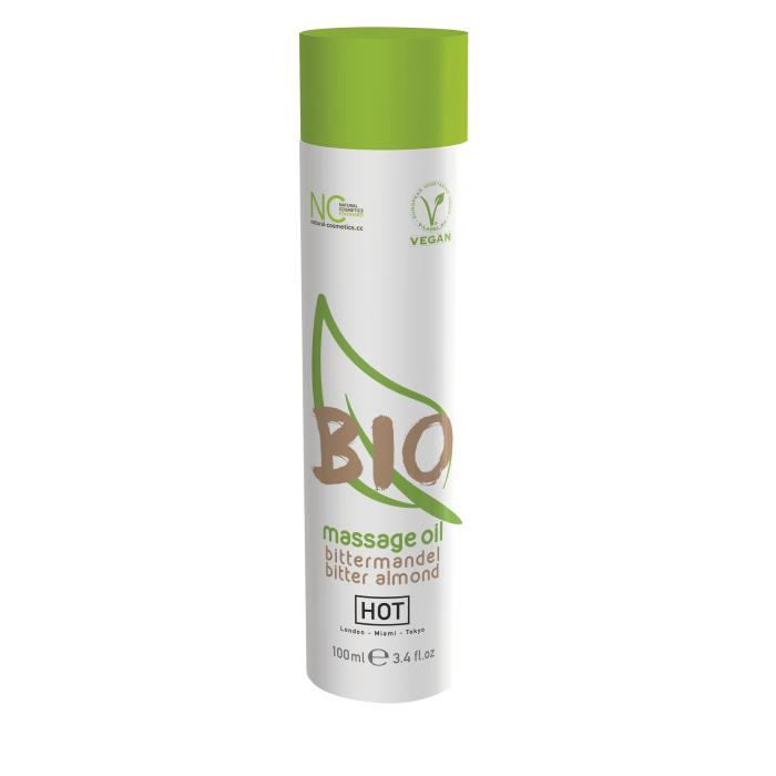 Массажное масло HOT BIO Massage oil bitter almond 100 мл 44151