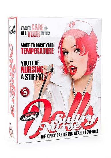 Кукла Sultry Nurse SH-SLI099