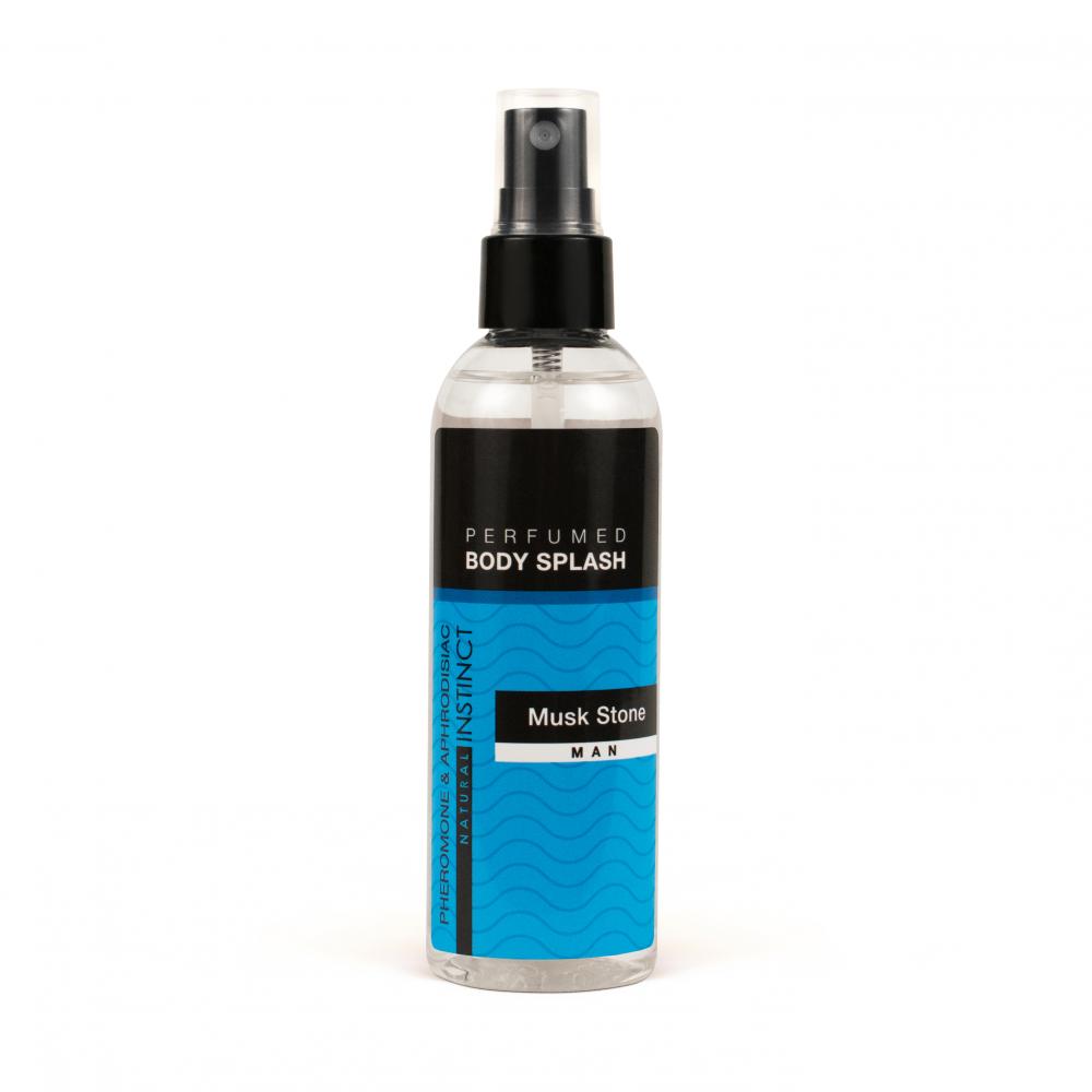 Парфюмированная вода для тела Body Splash Musk Stone 100ml 1152-sl