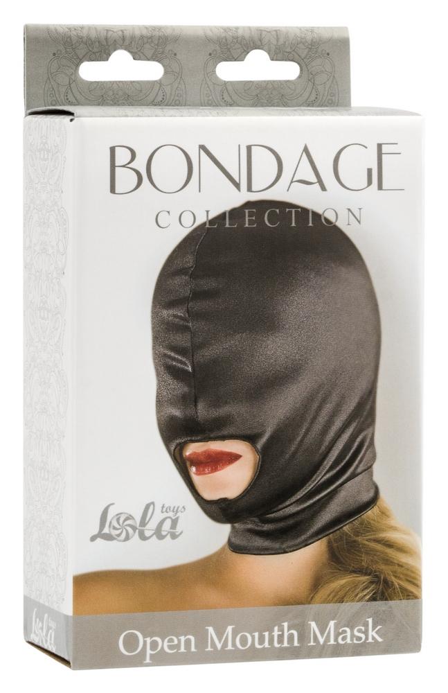 Маска Open Mouth Mask 1050-02Lola
