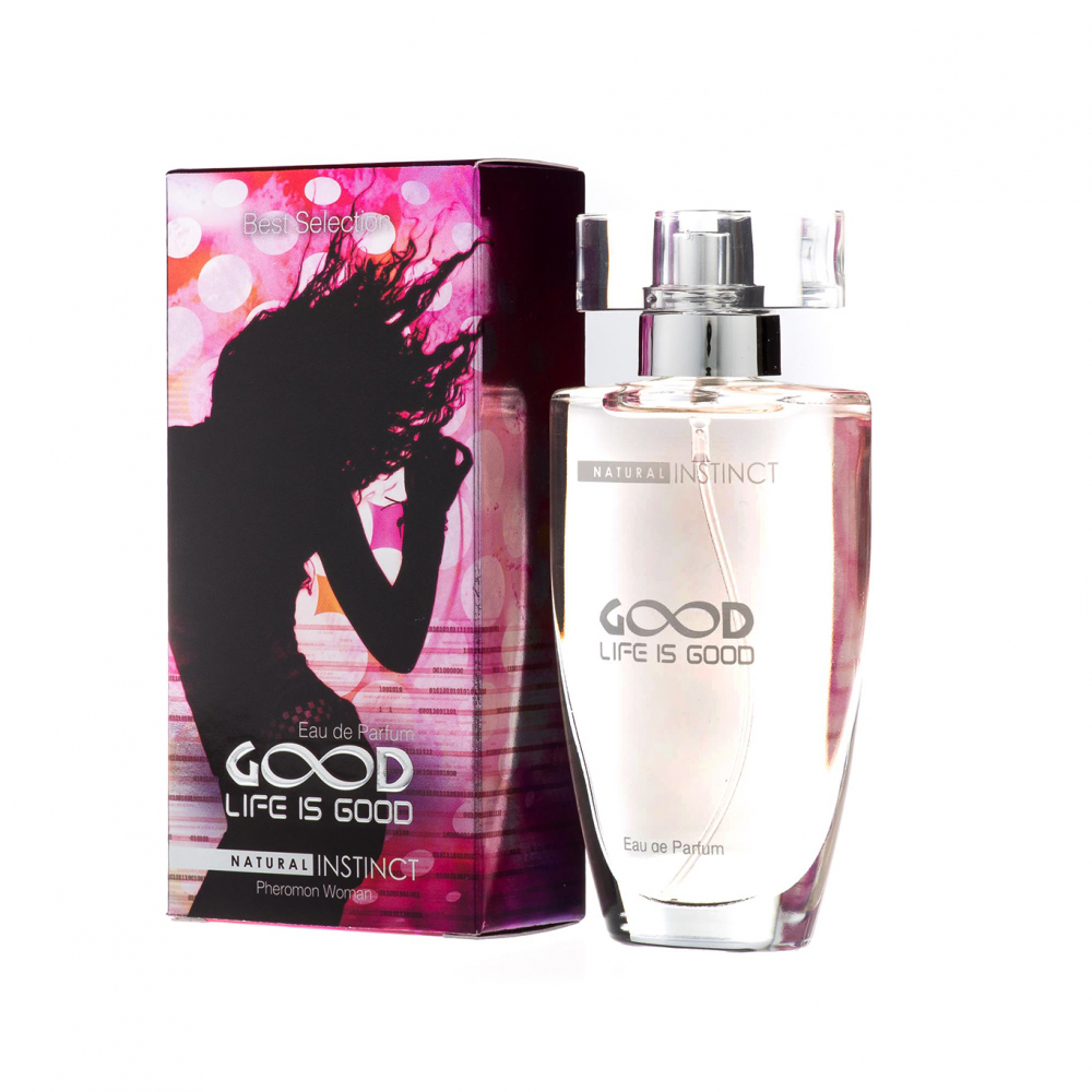 "Духи ""Natural Instinct"" женские Best Selection Life is Good 50 ml"