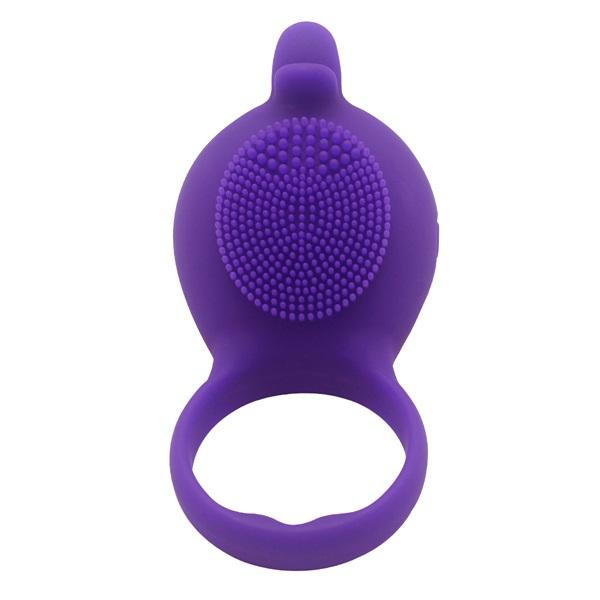 Виброкольцо на пенис Dolphin purple 185210purHW