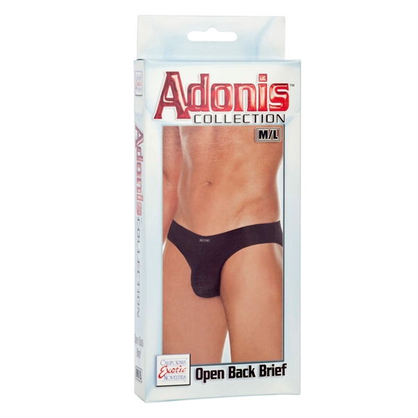 Мужские трусы Adonis Open Back Brief M/L 4527-10BXSE
