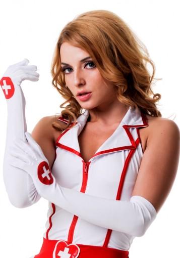 Перчатки медсестры 02849OS
